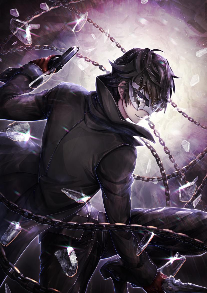 Joker (Persona 5) Kurusu Akira Image 2302488
