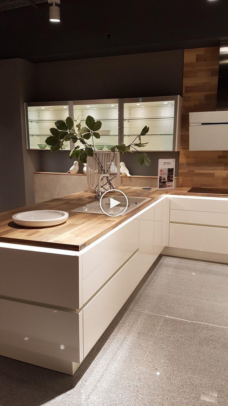 49+ Cuisine blanche et bois cuisinella ideas