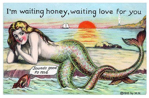 I'm waiting honey...