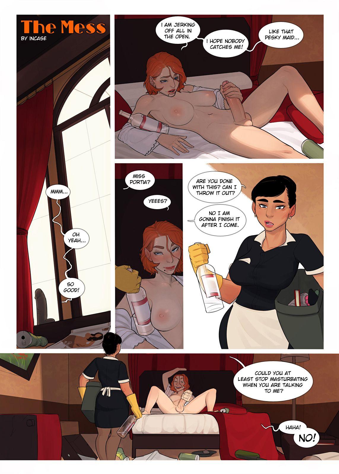 Incase porno fumetti