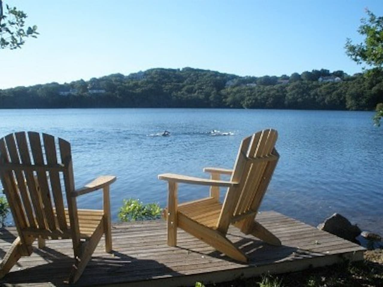 Genuine Cape Cod Cottage on a Lake Houses for Rent in