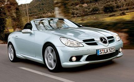 2009 Mercedes Benz Slk350 And Slk55 Amg Http Www Gears4max Net