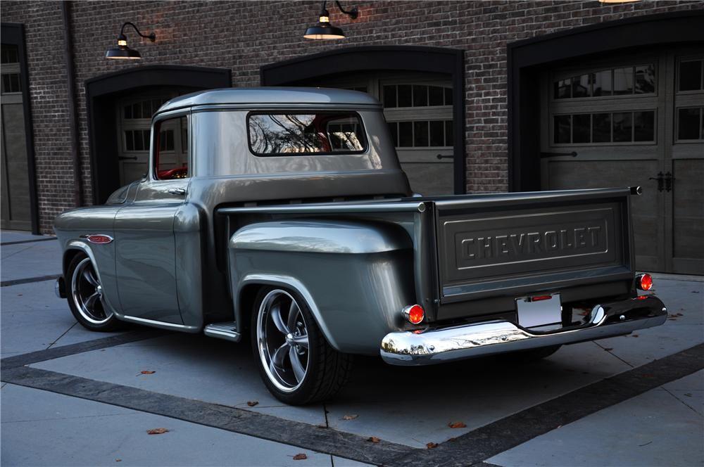 1955 Chevrolet 3100 Classic Chevy Trucks Classic Trucks Chevy Trucks