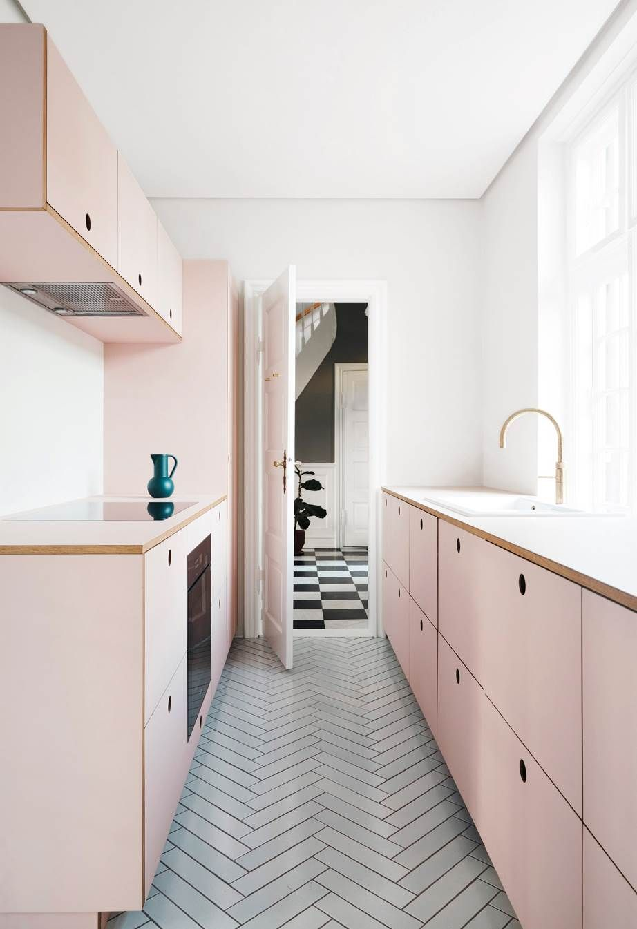20 kitchens with clever design ideas to steal | Pinterest