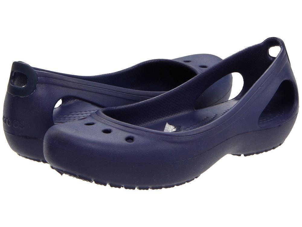 Crocs kadee, Crocs, Navy nautical