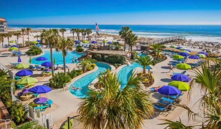 The Five Best Pensacola Beach Hotels Of 2018 Pensacola Beach Hotels Pensacola Beach Pensacola Beach Florida