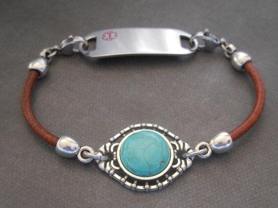 Designer Medical Id Alert Bracelets Blogsworkanywarecouk