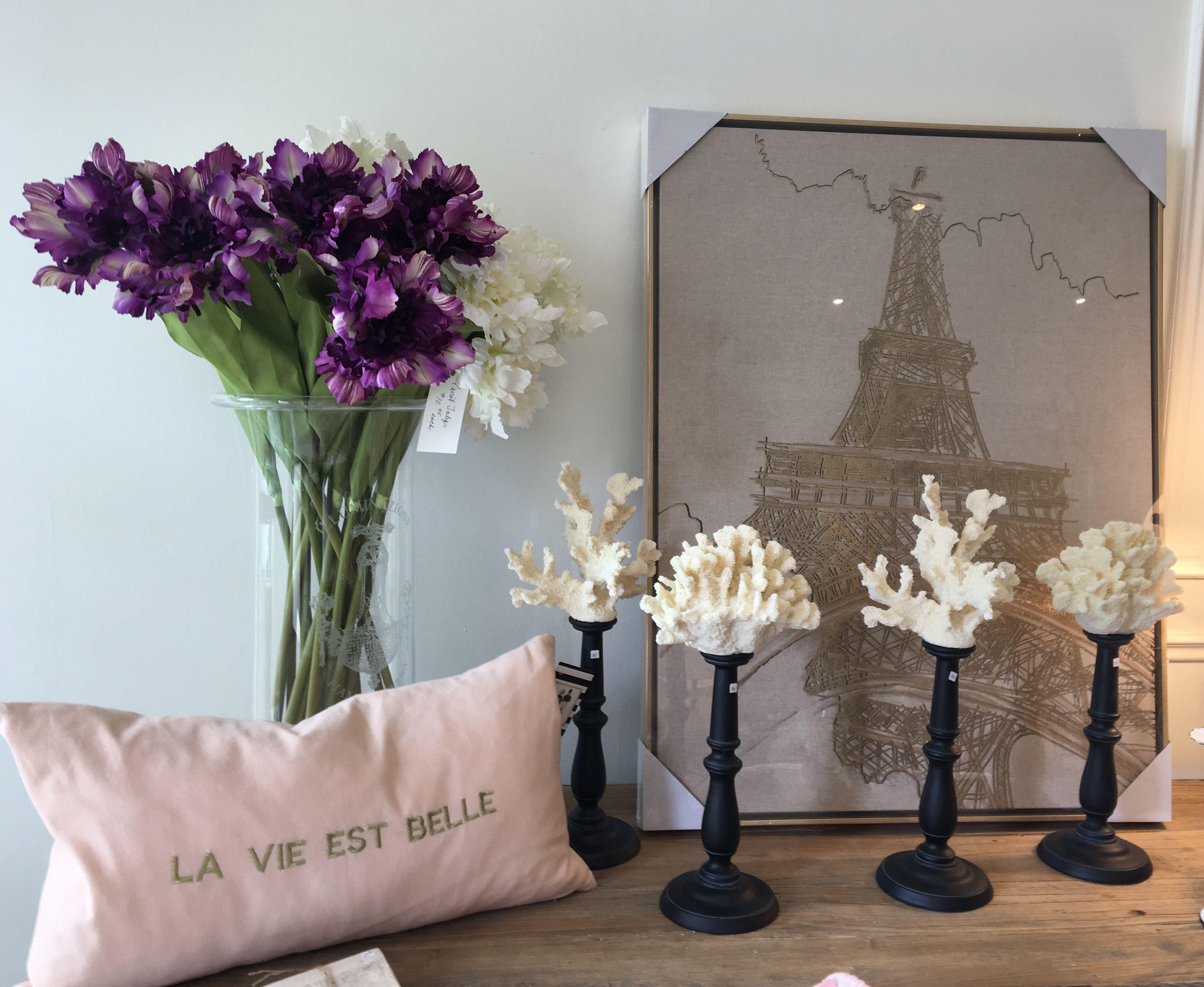 Belle Decor La Vie Est Belle #decor #pillow #pink  Pink And Pinterest