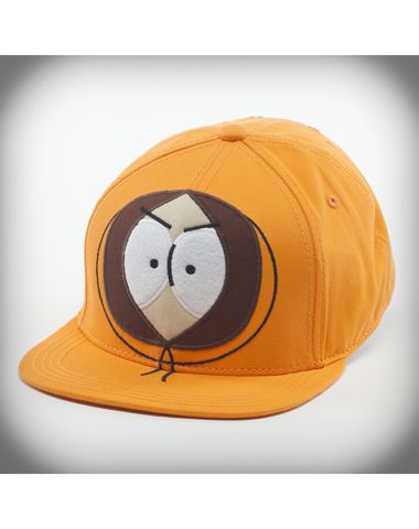 Kenny Face Snapback Hat  19.99  f710f6f8976
