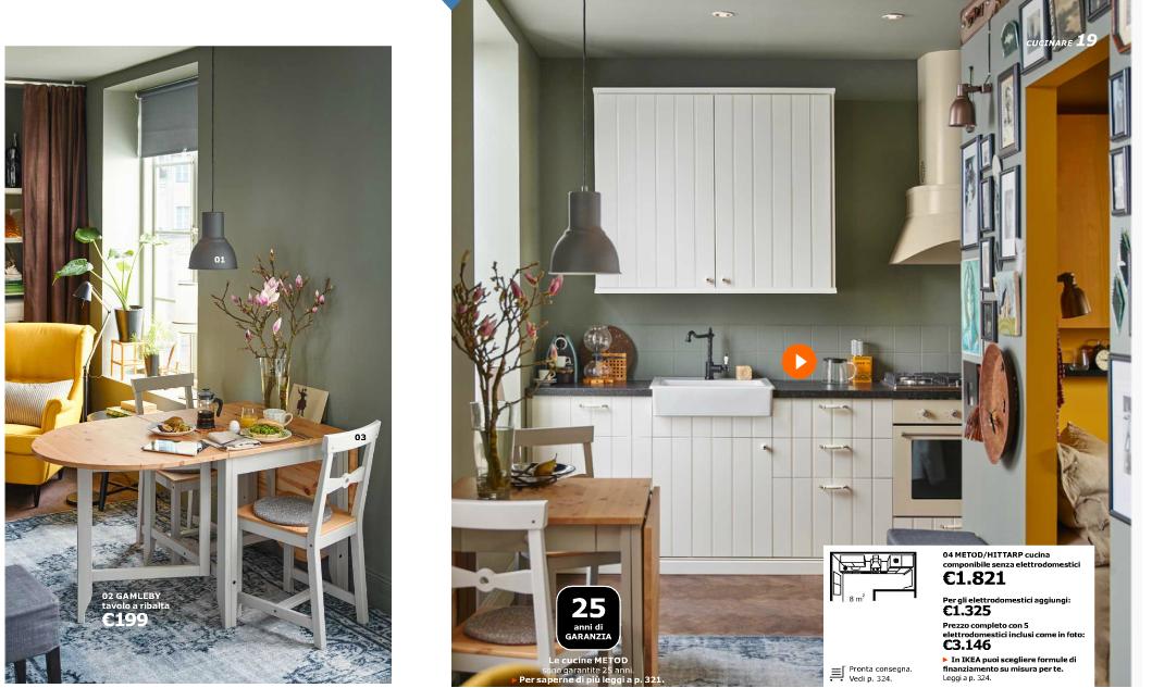 Best Catalogo Ikea 2014 Cucine Gallery - Ideas & Design 2017 ...