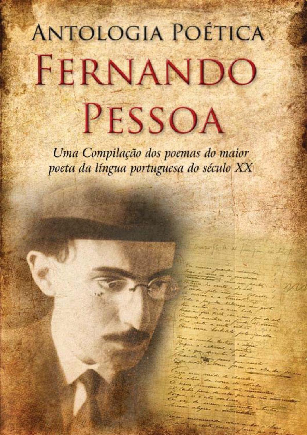 Antologia Poética (Fernando Pessoa) 2 de 2 | Livros de