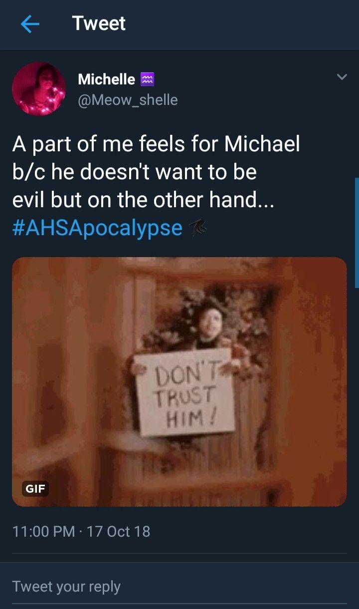 AHS Apocalypse #ahs #ahsapocalypse