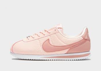 brand new 7fae7 ca25e Nike Cortez SE Junior - Pink - Kids