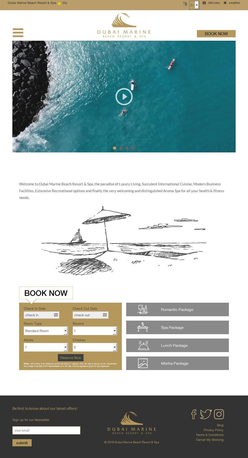 Dubai Marine Beach Club Hotels Dubai | www HaiUAE com is a complete