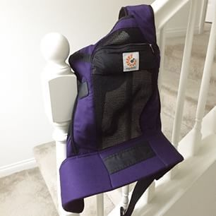 In Case You Didn T Know The Ergobaby Performance Ventus Carrier