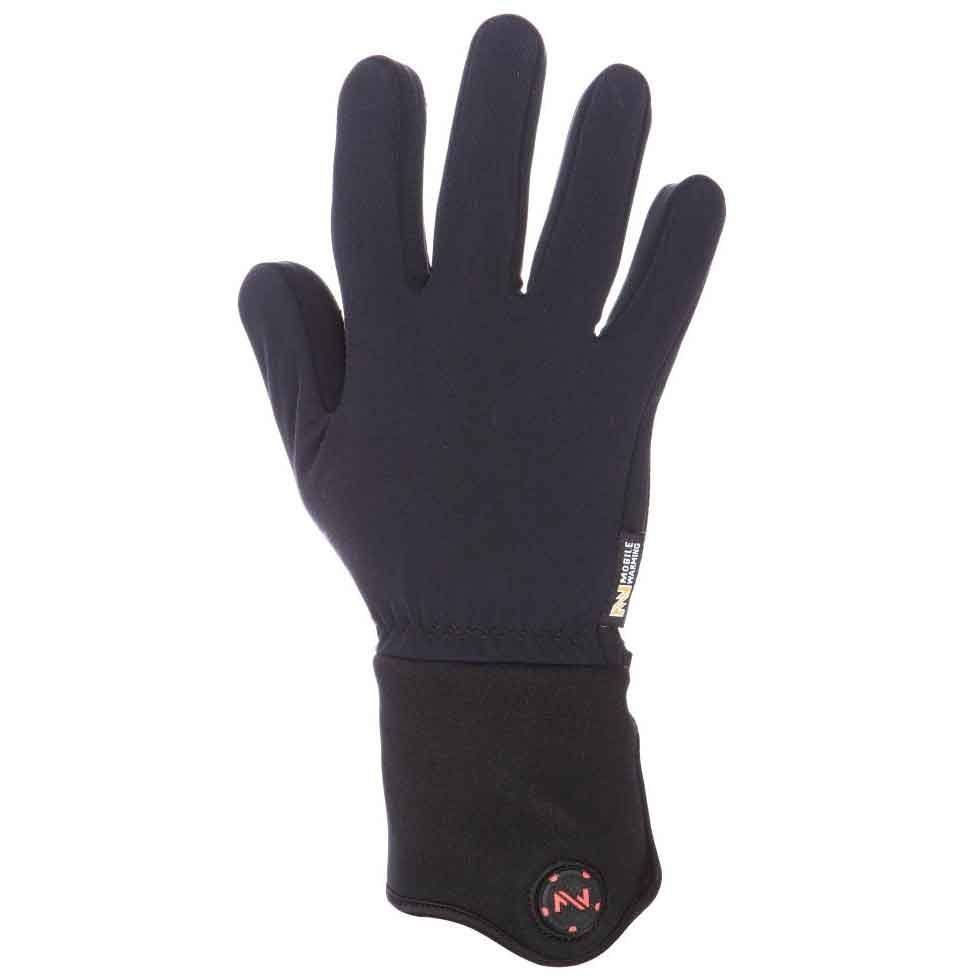 Dual Power Heated Glove Liners Black In 2020 Glove Liners Heated Gloves Gloves