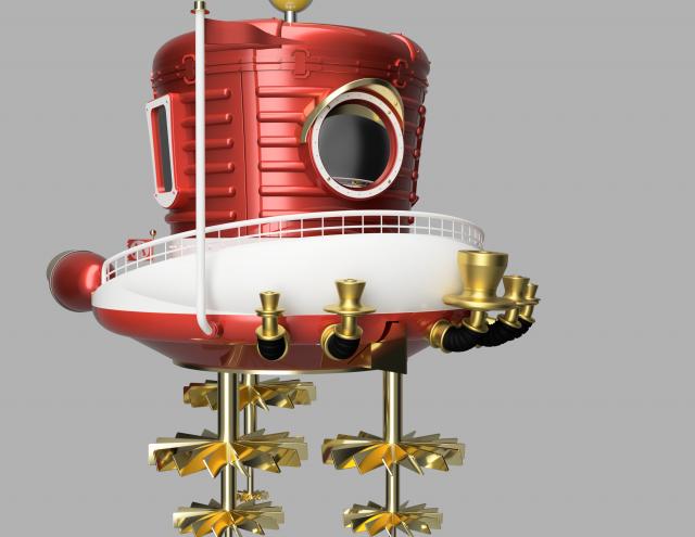 Super Mario Odyssey Ship Model Model Ships Super Mario Mario