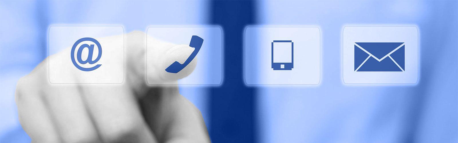 Contacto y Comunicación con Luigi Tools - @LuigiTools