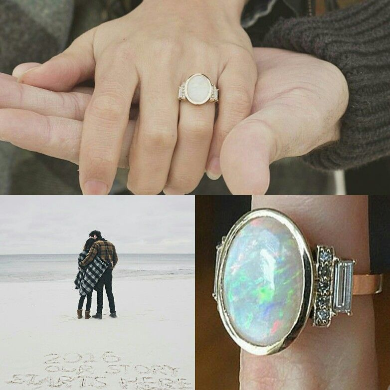 Rebecca Robertson S Engagement Ring Love It Celebrity Engagement Rings Engagement Ring Buying Guide Engagement Rings