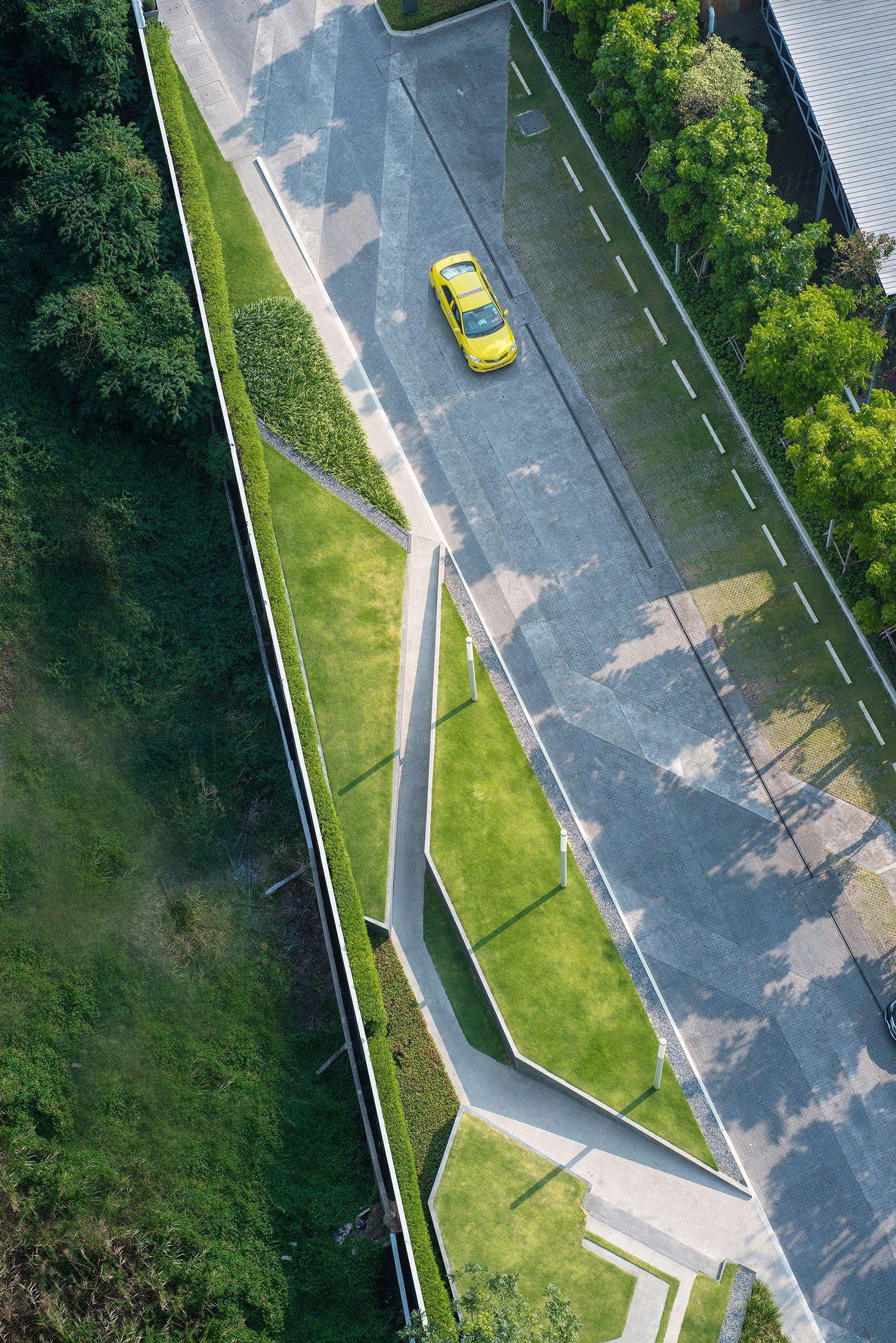 modern streetscape #modern landscape