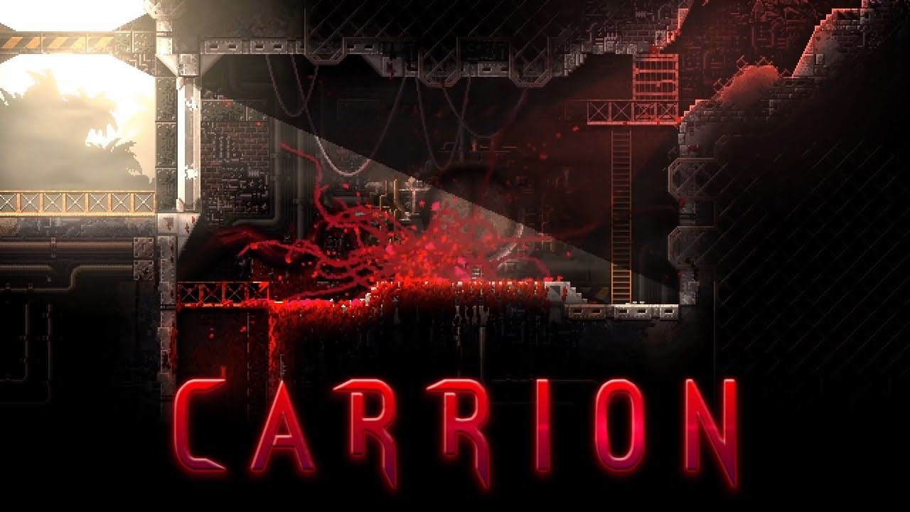 Carrion Is A Reverse Horror Game In Which You Assume The Role Of