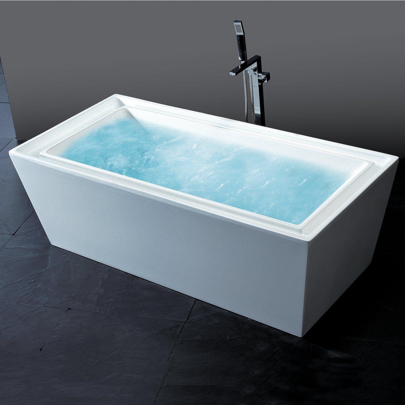 Aquatica Group Inc 40 Purescape 040 Overflow Tub Master Bath I