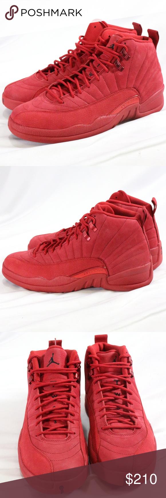 AIR JORDAN 12 Retro 'Gym Red' Sneakers