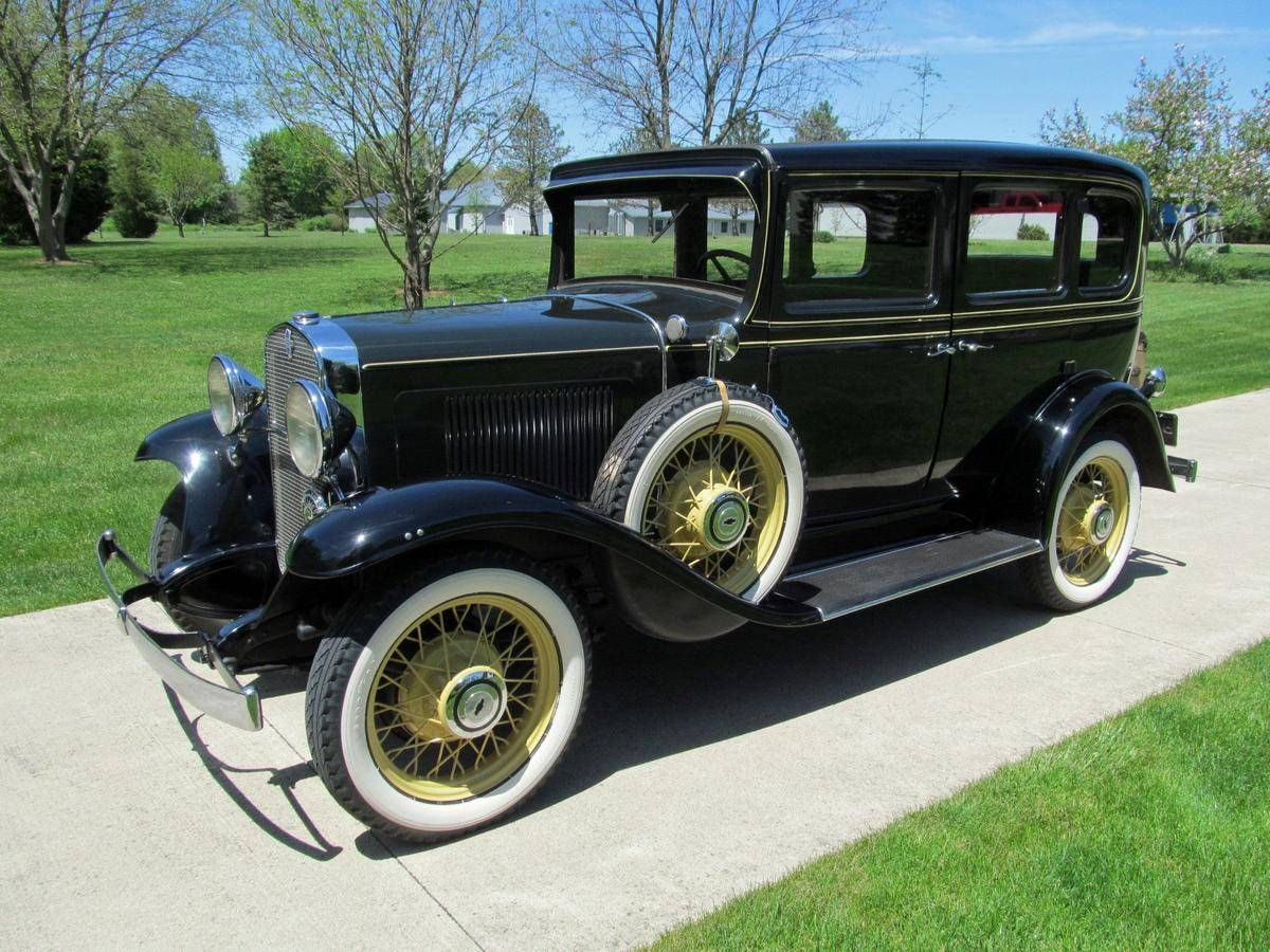1931 Chevrolet Independence Series AE Special Sedan | Chevrolet ...