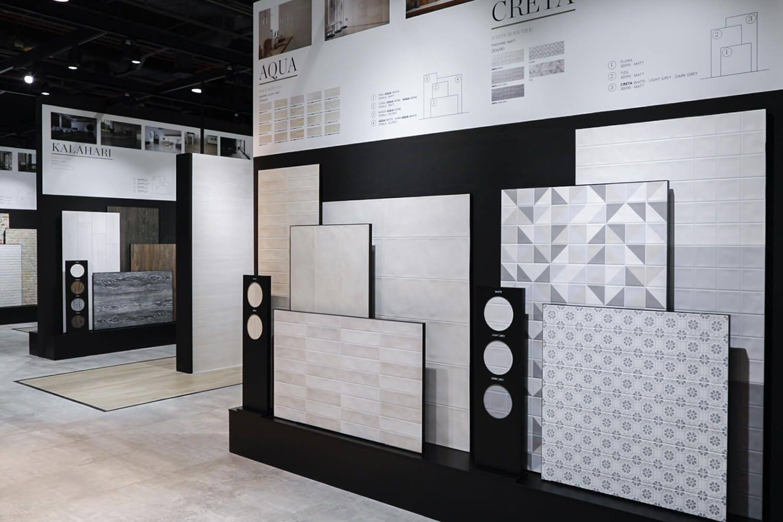 Коллекции плитки #Сreta и #Loza фабрики Zirconio #artcermagazine ...