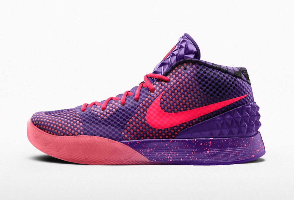 71d19181565af Nike Kyrie 1 All Star First Look Nike Basketball Zoom City All Star iD  Collection Sole Collector ...