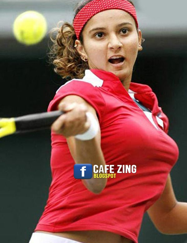 Sexy picture of sania mirza