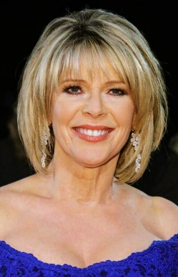 40 Classy Hairstyles For Older Women Over 50 In 2020 Medium Hair Styles Bob Hairstyles For Fine Hair Bobs For Thin Hair