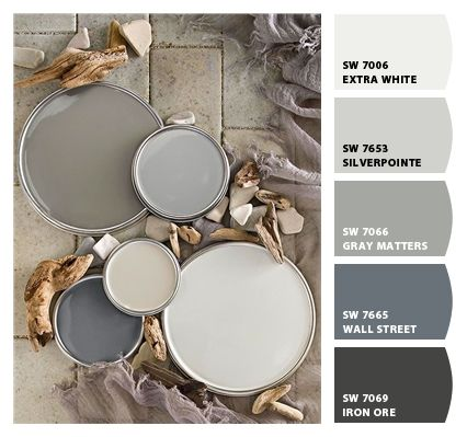 Paint colors from Chip It! by Sherwin-Williams | Tips and Tricks ...