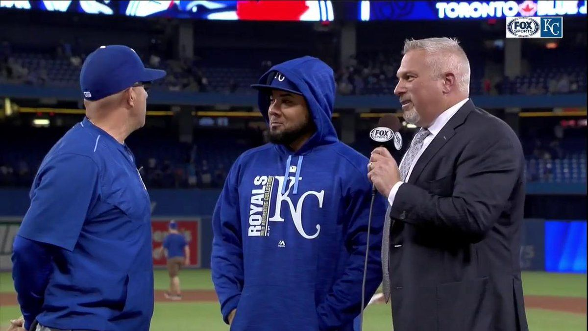 """FOX Sports KC on Twitter """"""""It's good. Everything is good"""