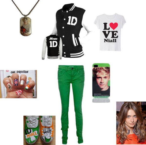 """NIALL!!!!"" by kimboloveniallhoran ❤ liked on Polyvore"