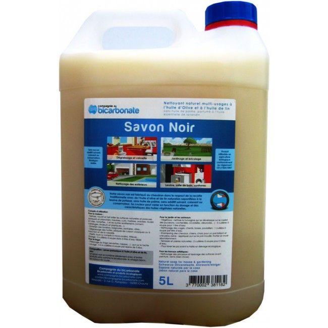Savon noir liquide 5l fabriqu pour la compagnie du - Cochenille noire de l olivier ...