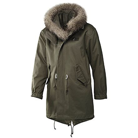 adidas Men's Two-in-One Long Parka | adidas Canada
