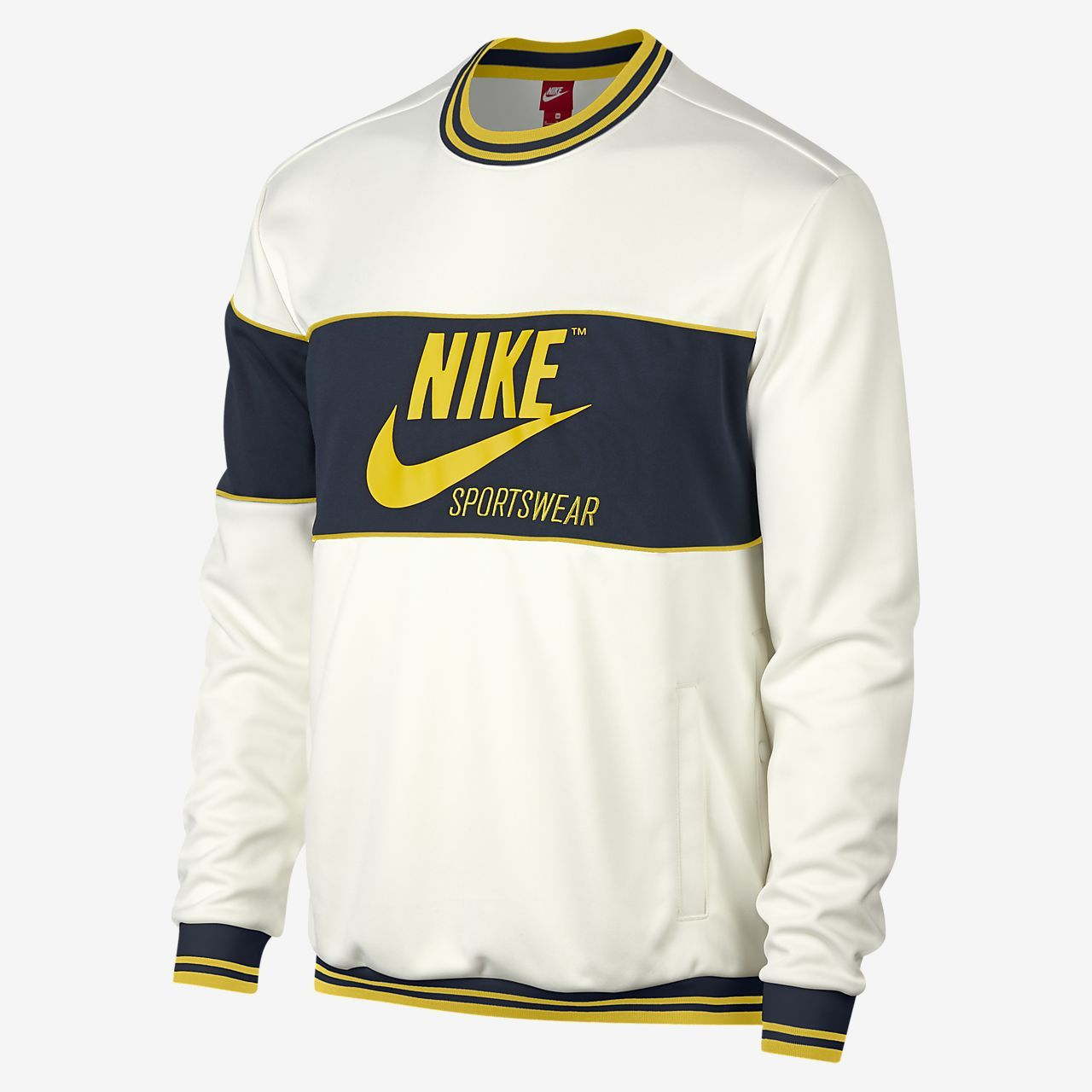 Nike Sportswear Archive Sudadera - Hombre | Nike ropa hombre ...