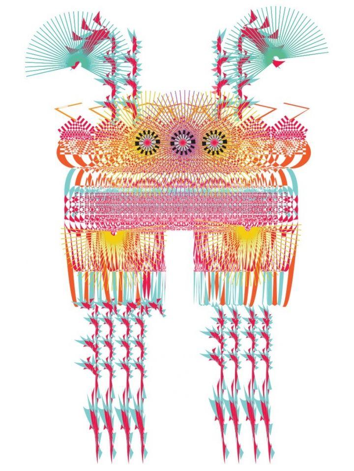 aya kawabata 对未来设计的奇思幻想 文艺圈 展示 设计时代网-Powered by thinkdo3