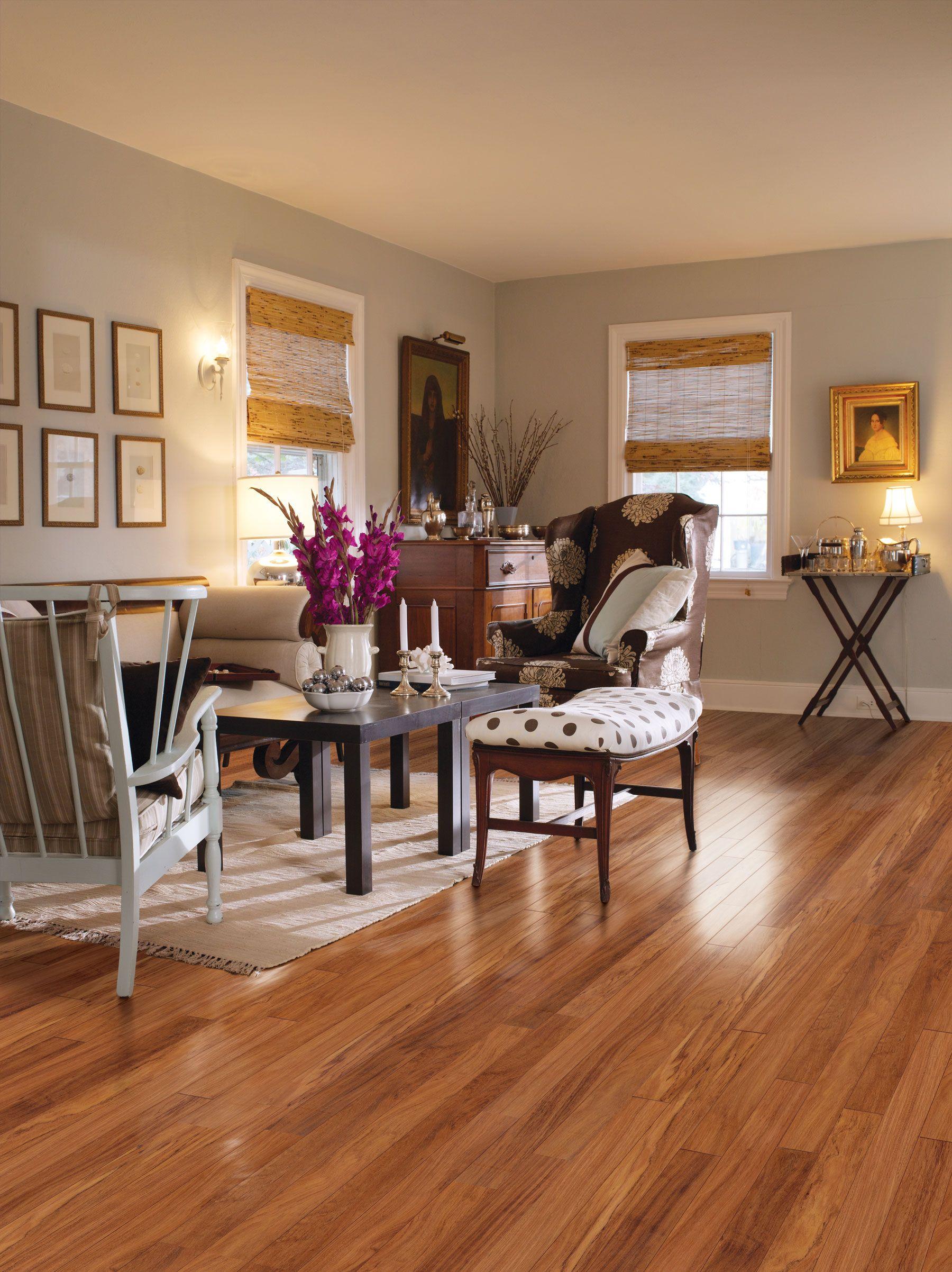 Hardwood floor vs Laminate Which one is the winner