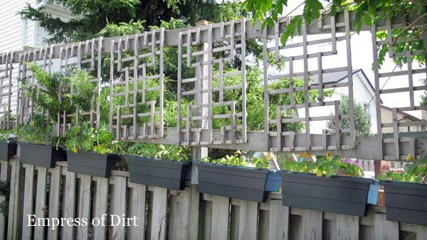 How To Make A Fence Taller For Better Privacy Backyard Fences
