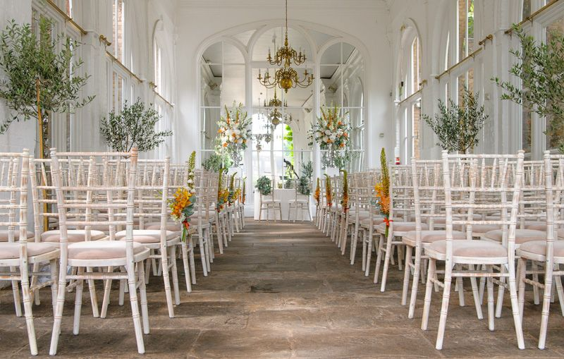 The Most Beautiful Orangery Style Wedding Venues In London UK