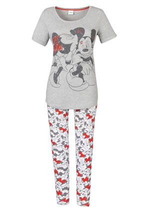 Disney Minnie Mouse T-Shirt and Leggings