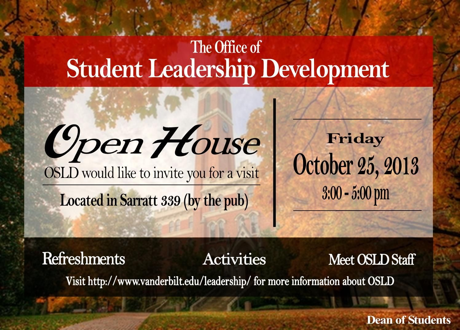Open House For New Building Flyer  Google Search  Marketing