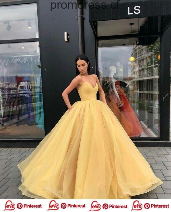 Sweetheart Corset Ball Gown Prom Dress 2018 , #corset #dress #sweetheart