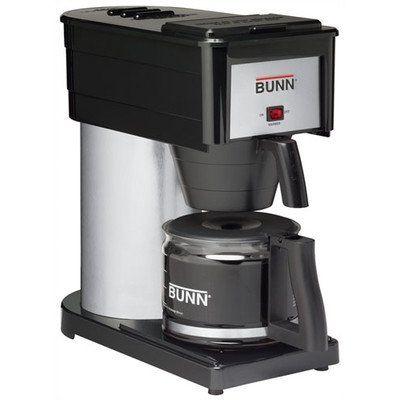 Sale Bunn 10 Cup Pour O Matic Coffee Brewer Bunn Coffee Maker Best Coffee Maker Bunn Coffee