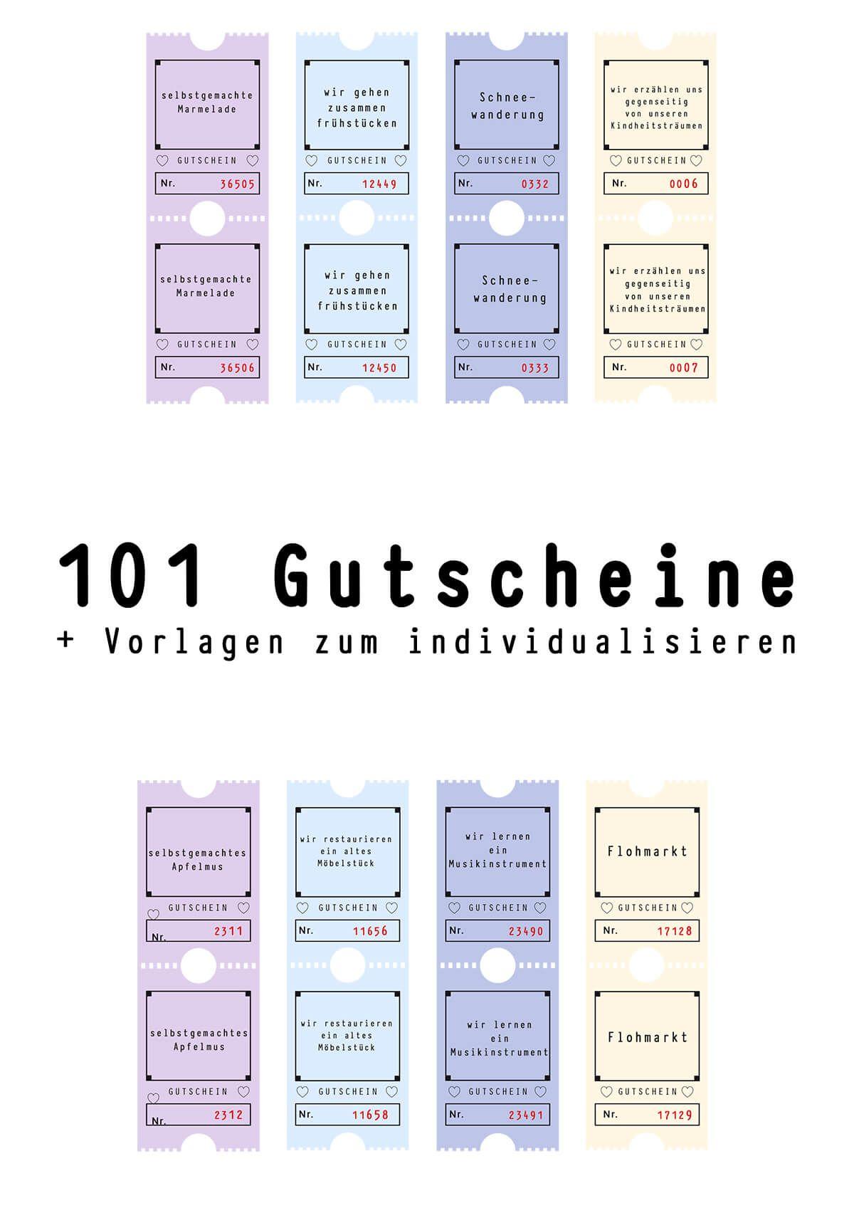 Gutscheine-fuer-Mama6  Gutschein erstellen, Gutschein selber
