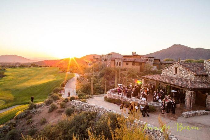 Michelle Mike Wedding At Desert Mountain Chiracahua Club In Scottsdale Arizona