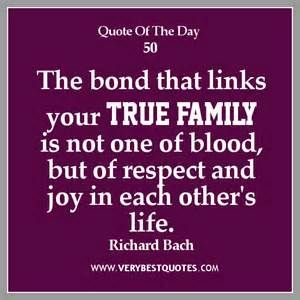 Quotes About Non Blood Family Bing Images Family Love Honor