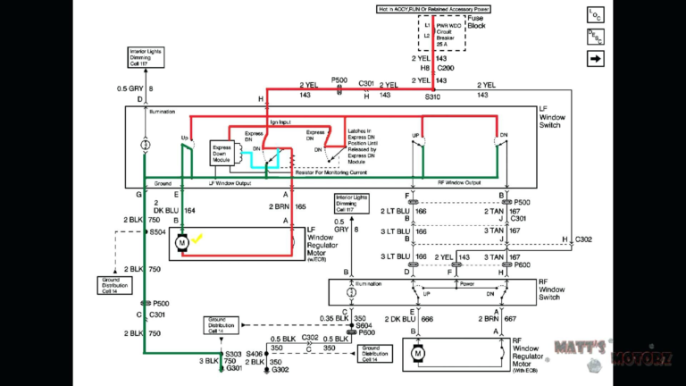 Wiring Diagram For 1999 Jeep Grand Cherokee | Electrical ...